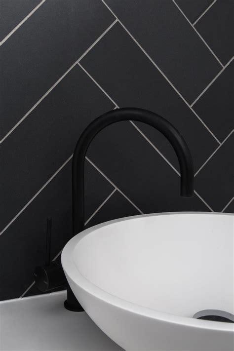 matte black tapware west beach residence adelaide