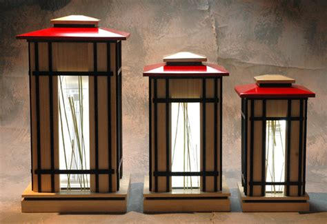 asian style accent lighting artcraft lights
