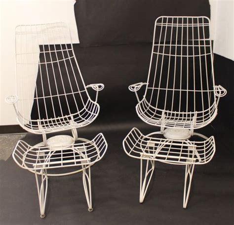 vintage homecrest wire patio furniture 57 best images about homecrest vintage wire on