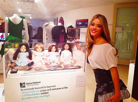 Sasha and the PLL dolls | Pretty little liars, Pretty ...