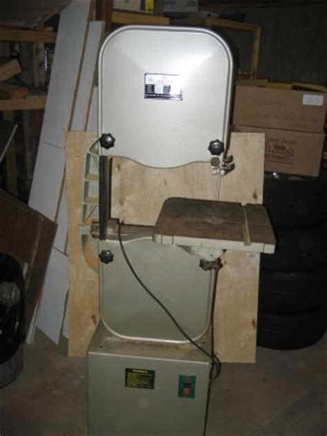 info  king bandsaw model    rmckee