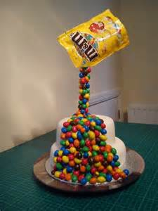 white kitchen ideas gravity defying m m cake cake by noomoo cakesdecor