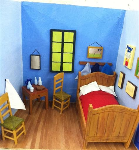 bedroom  arles ideas  pinterest van gogh