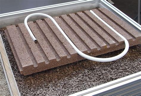Platten Für Fussbodenheizung by Fu 223 Bodenheizung Im Trockenbauverfahren