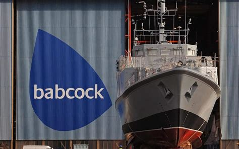 defence supplier babcock warns revenue growth  slow