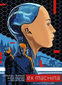 New Clips And Posters From Alex Garland U0026 39 S Ex Machina  Listen To The Score