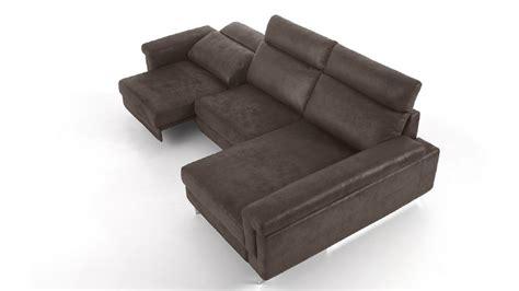 canapé 2 places méridienne canapé d 39 angle canelo fonction relax 2 places avec