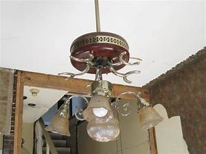 Broken ceiling fan ? systems