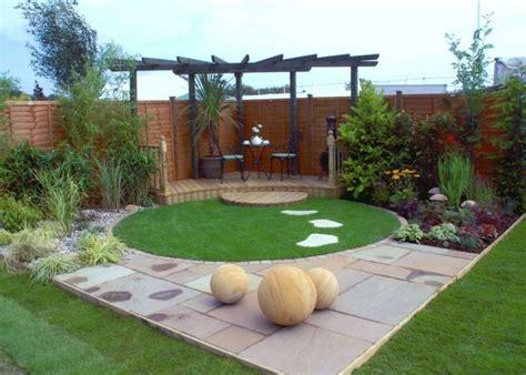 Großen Garten Einfach Gestalten by Garten Gestalten Einfach Haloring