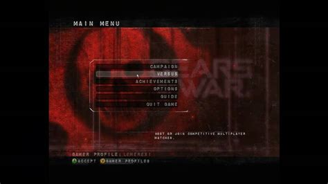 gears of war how to set up on pc w links for patches