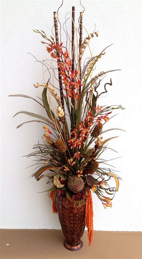 Dried Flower Arrangements In Vases by Dried Arrangement Designed By Arcadia Floral Home