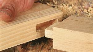 Fabriquer Tenon Mortaise : b nisterie les types d assemblage r novation bricolage ~ Premium-room.com Idées de Décoration