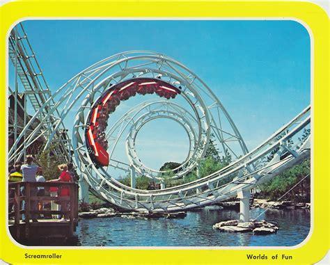 Worlds of Fun.Org: Screamroller 40 Years