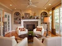 "family room decorating ideas Perfect idea for our front room ~~ ""27 Unbelievable Family Room Decorating Ideas - SloDive ..."