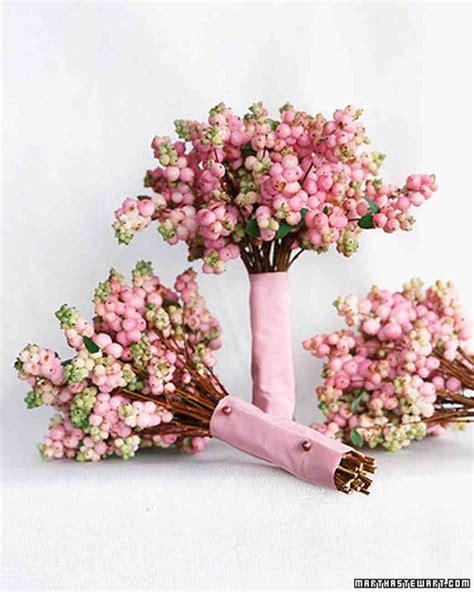 Unique Bouquets Martha Stewart Weddings