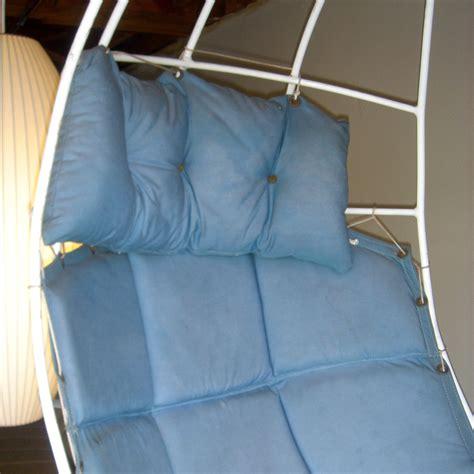 vintage hanging 1960 s indoor outdoor lounge chair ebay