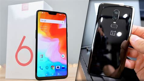 oneplus 6 unboxing impressions