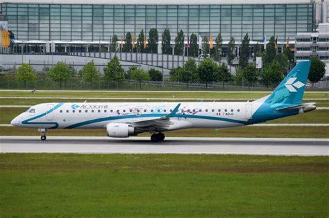 I-adjs Air Dolomiti Embraer Erj-195lr (erj-190-200 Lr