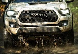 Updated 2020 Toyota Tacoma Debuts  Will It Remain The Top