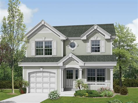 Tiny Two Story Home Plans
