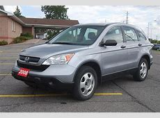 2008 Honda CRV 4X4 LOW MILEAGE! Grey CAR ON AUTO SALES