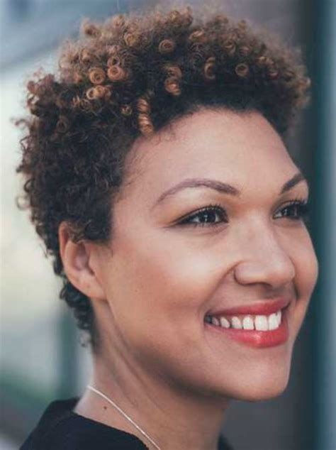 short hairstyles for curly frizzy hair short hairstyles