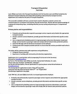 Aircraft dispatcher resume resume ideas for Transportation dispatcher resume examples