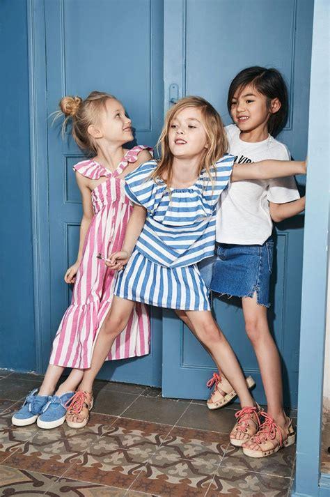 Zara Mode Kinder by Zara Summer 2017 Collections Fashion