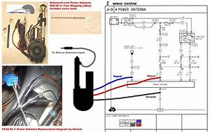 21 Beautiful Metra Power Antenna Wiring Diagram