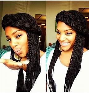Spectacular Senegalese Twist Hairstyles   Hairstyles 2017 ...