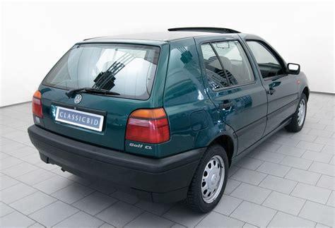 Volkswagen Golf Iii 14 Classicbid