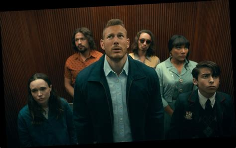 The Umbrella Academy: Netflix releases official trailer ...