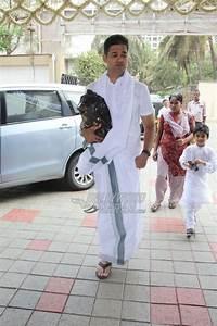 Aishwarya Rai Bachchan's father's thirteenth day prayer ...