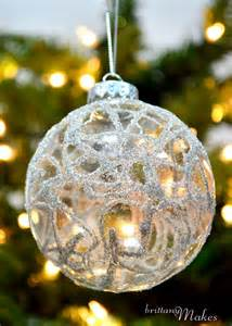 my diy christmas part 4 quot german glass glitter ornaments quot the vintage rug shop the vintage