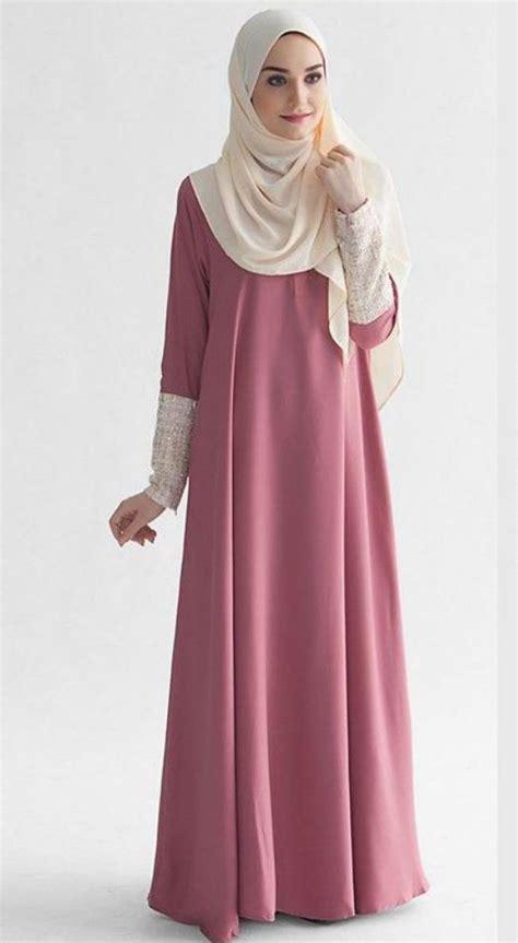vinata pink ak maxi syari india 38 best images about busana muslim on models
