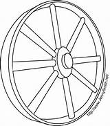 Wagon Wheel Coloring Template Printablecolouringpages Larger Credit sketch template