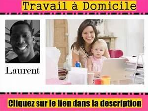 Travailler De Chez Soi : travail a domicile s rieux travailler de chez soi sur ~ Melissatoandfro.com Idées de Décoration