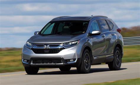 Cr V 2017 by 2017 Honda Cr V Autocarweek