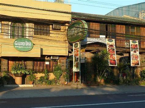 garden dine bar and restaurant angeles city