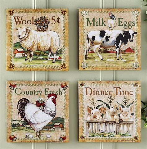 animal decor rustic farmhouse decor images would these in