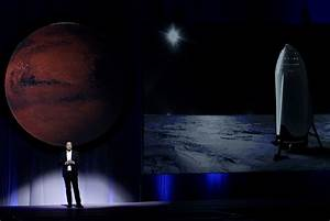 Elon Musk's SpaceX looks to put the (wo)man on Mars - Buzznice