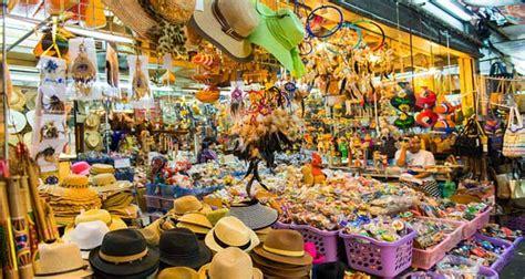 daftar tempat wisata belanja  bangkok thailand