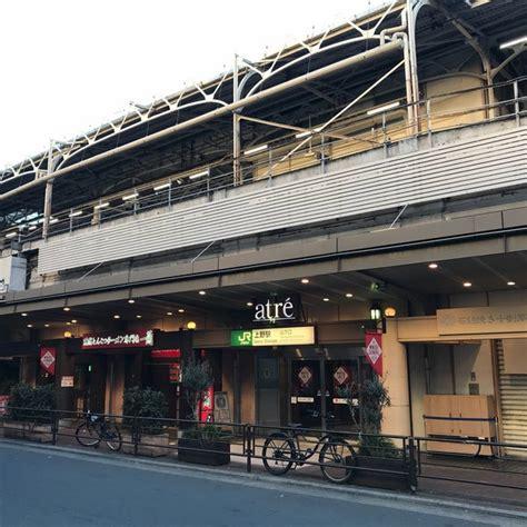 Jr 上野 駅 公園 口