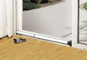 spring safety sliding glass doors
