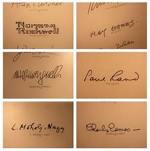 17 best Famous Signatures images on Pinterest | Artists ...
