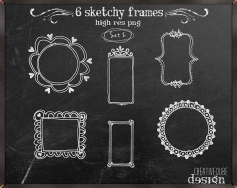 chalkboard january clipart   cliparts