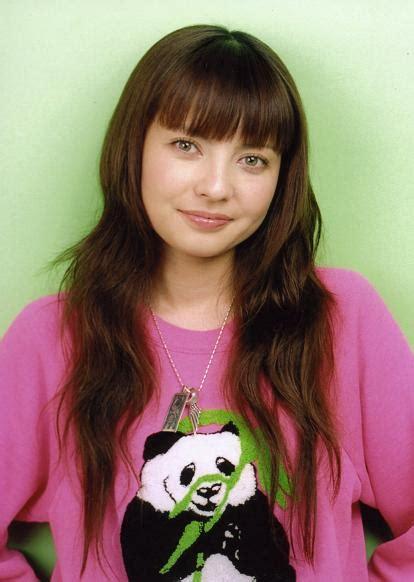 Miyazaki Aoi Becky The Most Fashionable Idols For