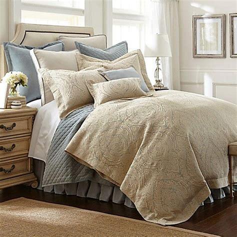 austin horn 174 classics abigail comforter set in aqua blue