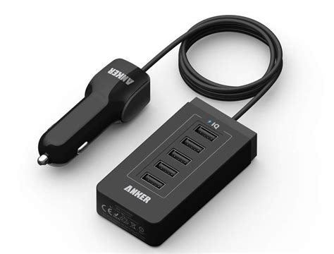 Top 5 Best Smartphone Car Chargers