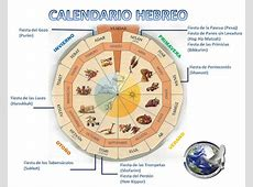 CALENDARIO HEBREO II CC Hay Paz con Dios